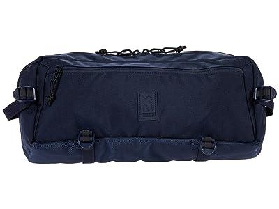 Chrome Kadet Nylon (Navy Blue Tonal) Handbags