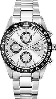Philip Watch - Reloj Cronógrafo para Hombre de Automático con Correa en Acero Inoxidable R8243607002