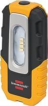 Brennenstuhl LED batterij handlamp HL DA 40 MH/robuuste batterij werklamp met schakelaar en geïntegreerde magneet (werkpla...