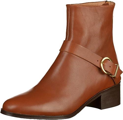 Bensimon Wohommes Ankle Ankle Ankle bottes marron a12