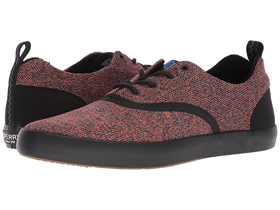 Sperry Flex Deck CVO Knit (Red Multi) Men