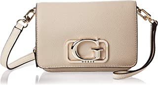 GUESS Women's Cross-Body Mini Bag, Taupe - VG758378