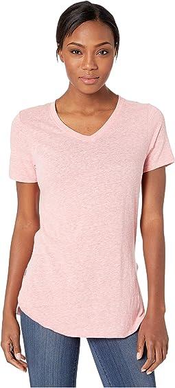 Blissful Tunic Heathered T-Shirt