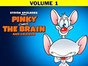 Steven Spielberg Presents Pinky and the Brain and Friends
