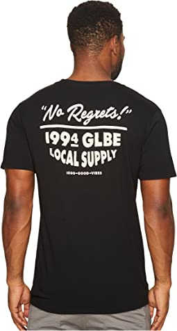 Globe - No Regrets Tee