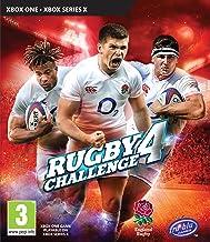 Rugby Challenge 4 Boite en Anglais/Jeu en Français (Xbox One/Series X) [Importación francesa]