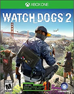 GAME WATCH DOGS 2 - Xbox One