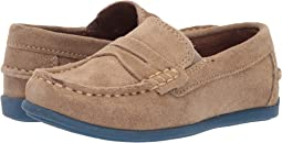 f7292d90b3 Vans kids half cab toddler suede fleece tobacco brown