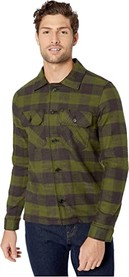 Slubby Buffalo Check - Green
