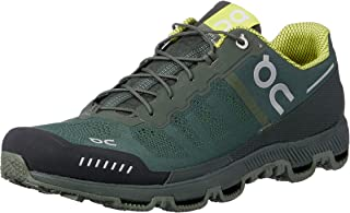 ON Men's Cloudventure Running Shoes, Forest/Sulphur