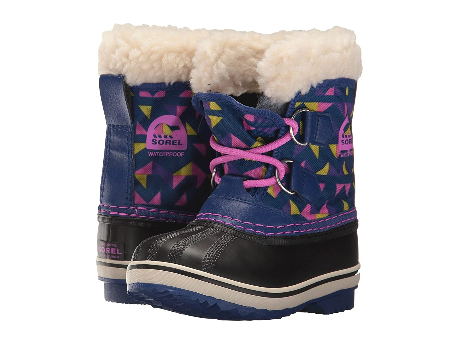 SOREL Kids Yoot Pac Nylon Print (Toddler/Little Kid)Cheap and distinctive eye-catching shoes