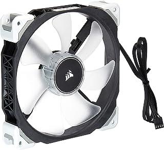 Corsair ML140 PRO Ventilador de PC (140 mm, Levitación Magnética, iluminación LED Blanco) Paquete Soltero