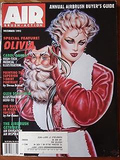 Airbrush Action Magazine - November/December 1993 (Volume 9, Number 3)