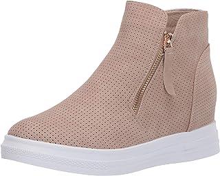 Yoki Women's DEMIAN-48 Sneaker