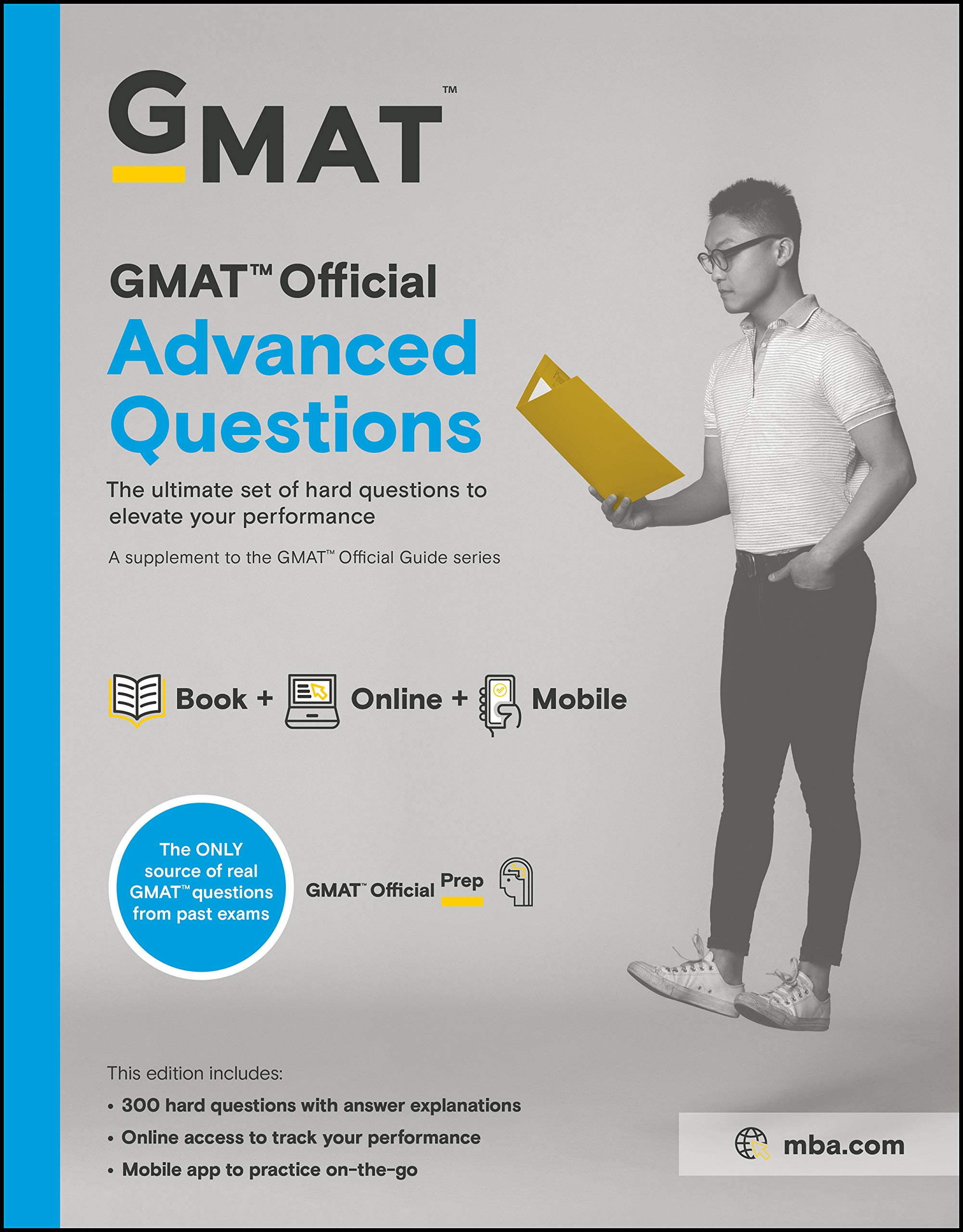 Image OfGMAT Official Advanced Questions