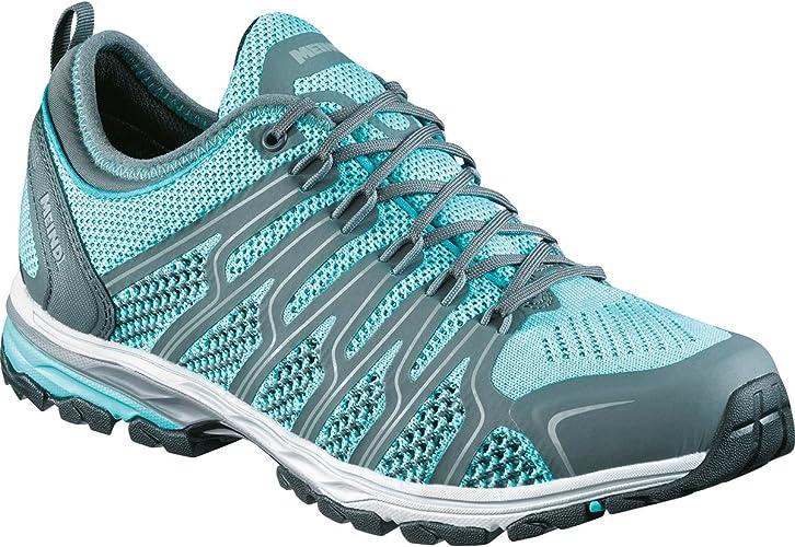 Meindl Chaussures d'extérieur pour Femme Chaussures de randonnée Trail Chaussures Basses x-Aussi Wave Lady GTX