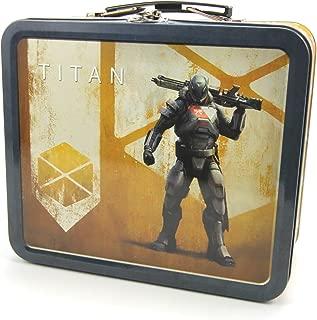The Coop Destiny Titan Guardian Tin Lunchbox    ;