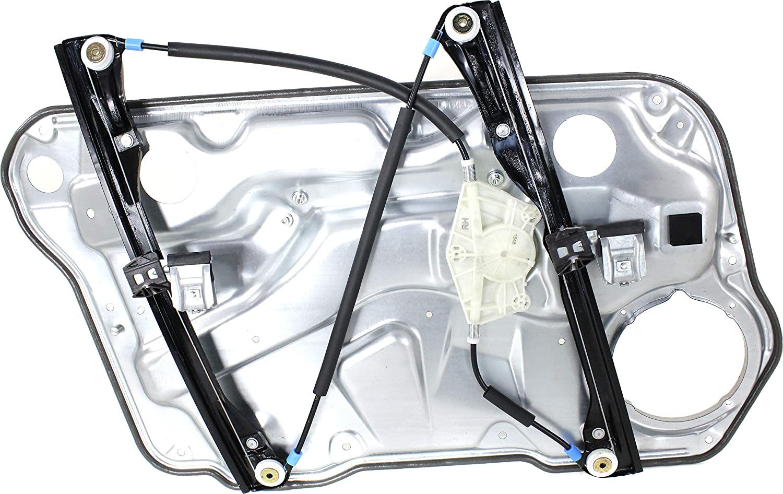 High material 5% OFF Evan-Fischer Window Regulator for Volkswagen GTI Je 99-06 Golf