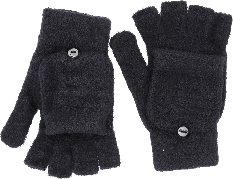 Steve Madden womens Solid Magic Tailgate Glove