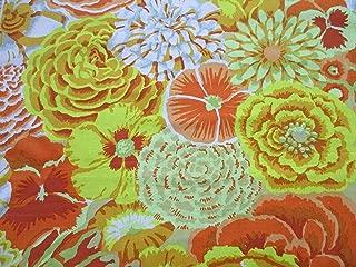 FreeSpirit Fabrics Kaffe Fassett Spring 2017 Bekah Yellow Fabric by The Yard,