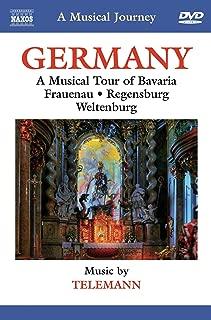 A Musical Journey: Germany, Musical Tour of Bavaria (No Dialog)