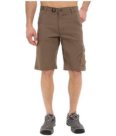 Prana Stretch Zion 12 Short (Mud) Men