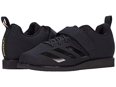 adidas Powerlift 4 (Core Black/Core Black/Solar Gold) Men