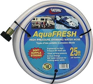 Valterra W01-6300 AquaFresh High Pressure Drinking Water Hose - 5/8
