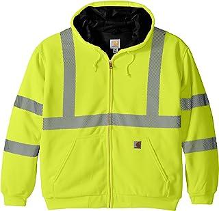 Carhartt Men`s Big & Tall High Visibility Class 3 Thermal Sweatshirt