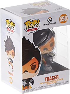 Funko Pop! Overwatch Tracer with Guns, Action Figure - 44222