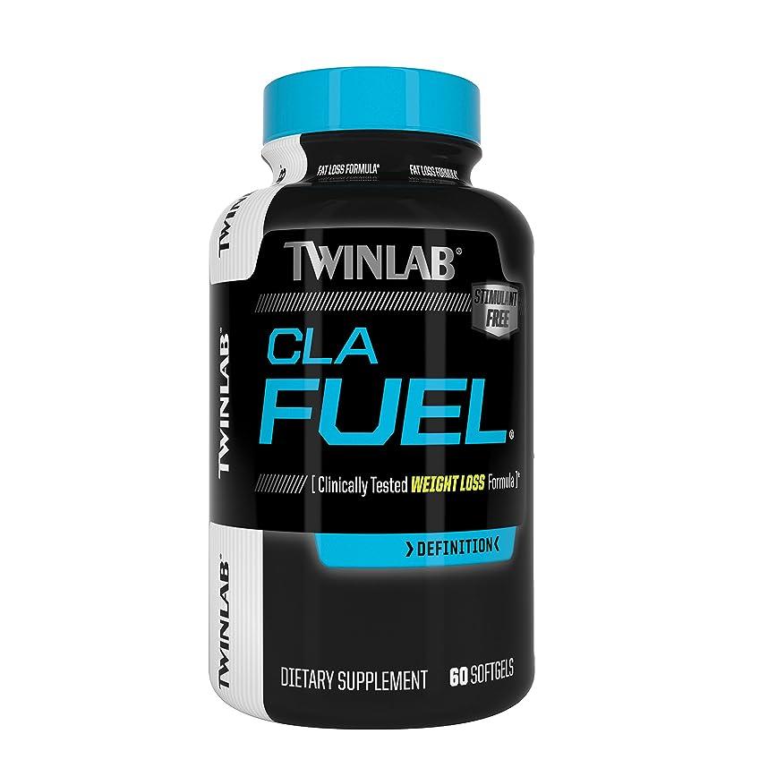 調停する傑出したリール海外直送品Stimulant Free CLA Fuel, 60 Sgels by Twinlab