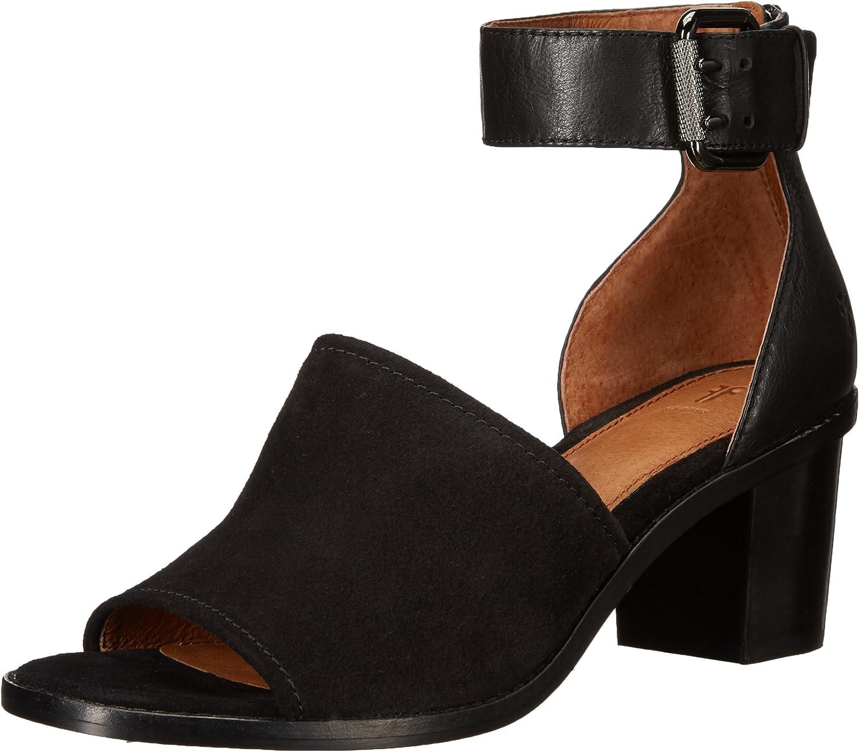 Frye Womens Brielle Ankle Strap Platform Sandal