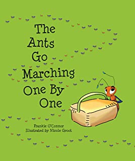 The Ants Go Marching One by One (Read Wtth Me Storybooks)