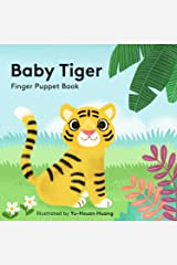 Baby Tiger (Finger Puppet Books) Kindle Edition