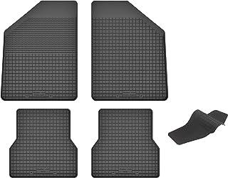 KO RUBBERMAT Gummimatten mit Tunnel geeignet zur Ford Fiesta mk4 mk5 (Bj.1995 2002) ideal angepasst 5 Teile EIN Set
