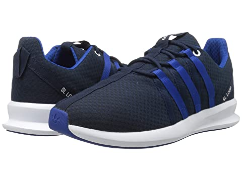 Mens Shoes adidas Originals SL Loop 2.0 Split Racer Collegiate Navy/White/Collegiate Royal