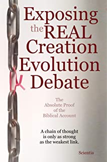 Mejor Creation Versus Evolution Debate