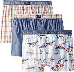 Woven Fashion 3-Pack - Islander
