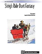 Sleigh Ride Duet Fantasy: Sheet (The Alfred Duet Series)