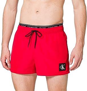 Calvin Klein Short Double WB Costume a Pantaloncino Uomo