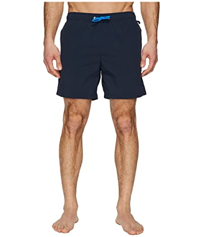 Original Penguin Quick Dry Daddy Swim (Dark Sapphire) Men