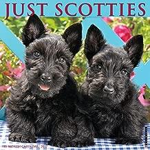 Just Scotties 2017 Wall Calendar (Dog Breed Calendars)