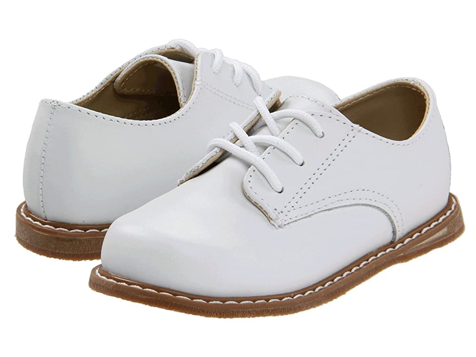 Baby Deer Drew (Infant/Toddler) (White) Boys Shoes