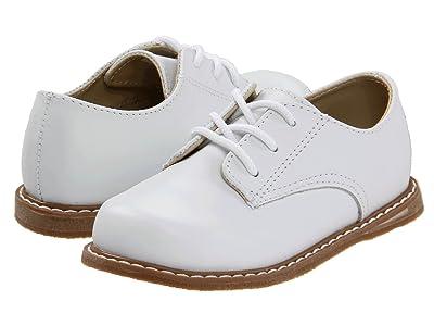 Baby Deer Drew (Infant/Toddler) (White) Boys Shoes