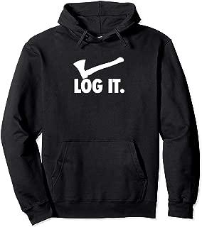 Logger, Lumberjack, Logging Hoodie