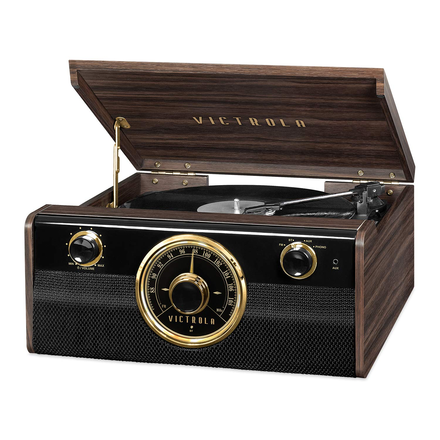 Victrola Bluetooth Centry 3 speed Turntable