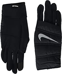 Quilted Run Gloves
