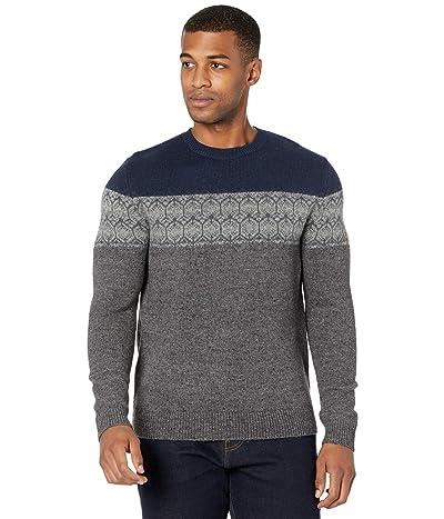 Royal Robbins Banff Novelty Sweater (Asphalt) Men