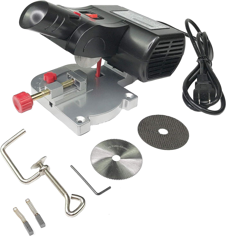 JOUNJIP Mini Miter Cut-Off Chop Saw for Hobby Ma Model 5 popular Max 77% OFF Miniature