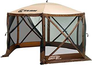clam quick set escape canopies x large